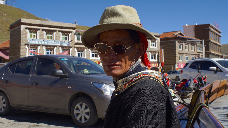 Local Tibetans