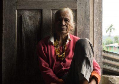 Kalinga elder