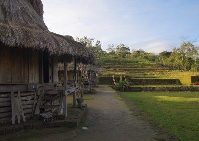 Awichon - Kalinga traditional village