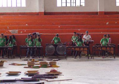 Kalinga academy rehearsals